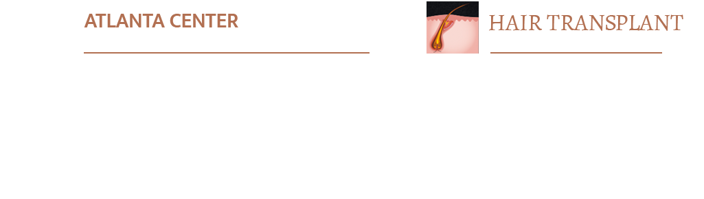 Atlanta Center for Breast and Aesthetic Surgery and Hair Transplant Center of Atlanta